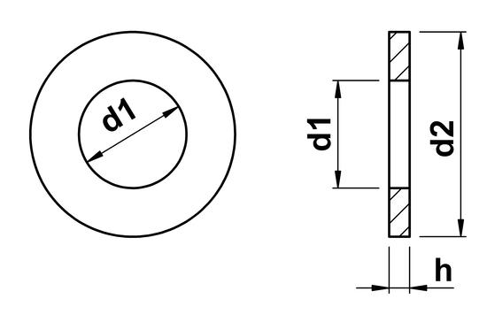 DIN125A